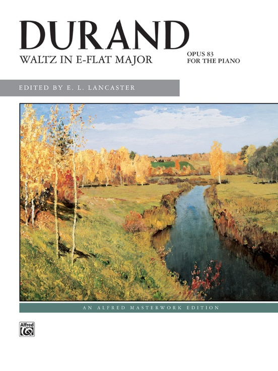 Durand: Waltz in E-flat Major