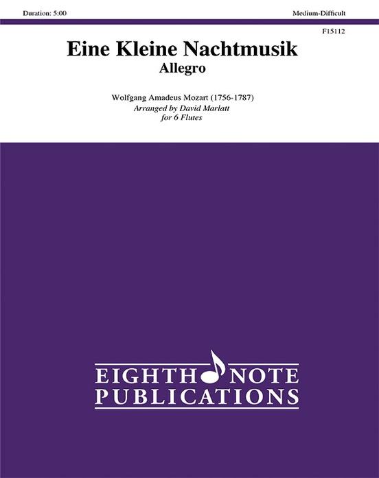 Eine Kleine Nachtmusik -- Allegro