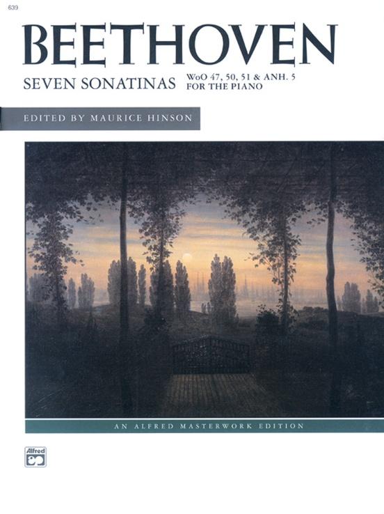 Beethoven: 7 Sonatinas