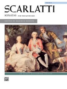 Scarlatti: Sonatas, Volume 2