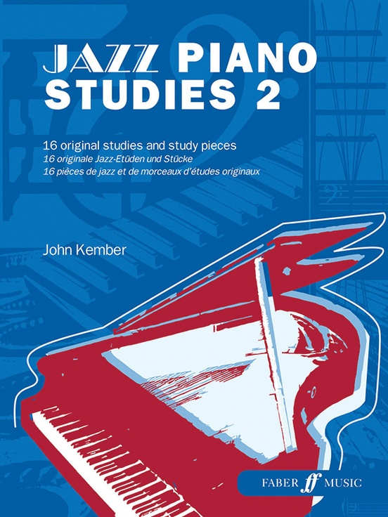 Jazz Piano Studies 2