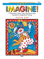 Just Imagine!, Book 1