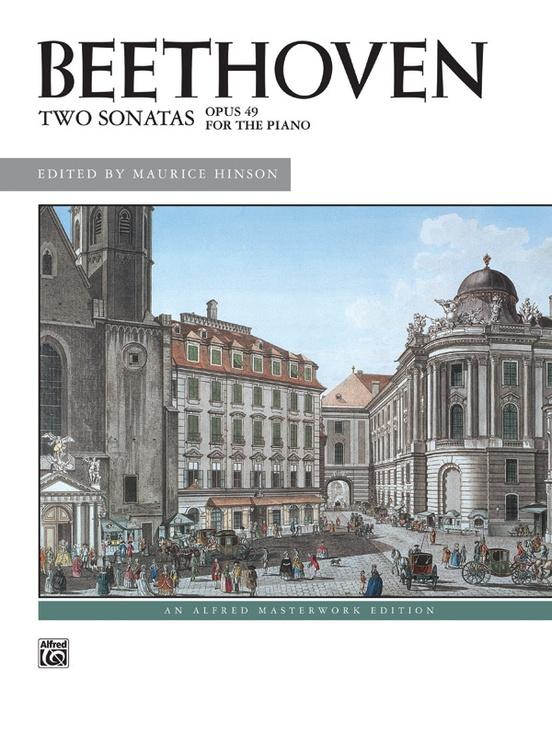 Beethoven: 2 Sonatas, Opus 49