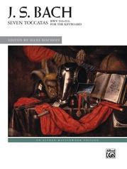 Seven Toccatas, BWV 910--916