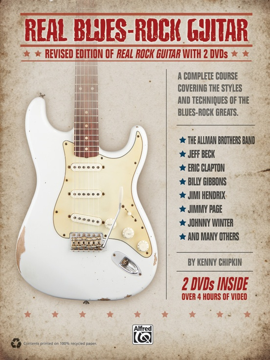 Real Blues-Rock Guitar (Revised)