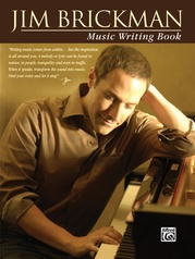 Jim Brickman Music Writing Book