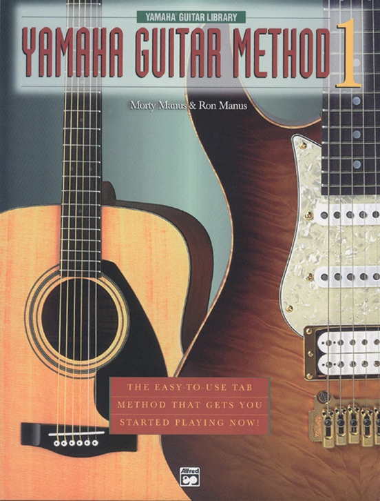 Yamaha Classical Guitar Course Book
