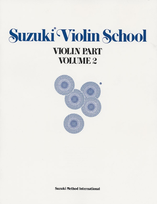 Suzuki Violin School Violin Part, Volume 2