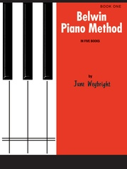 Belwin Piano Method, Book 1