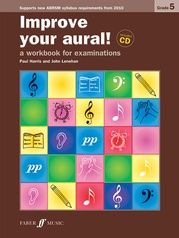Improve Your Aural! Grade 5 (Revised)
