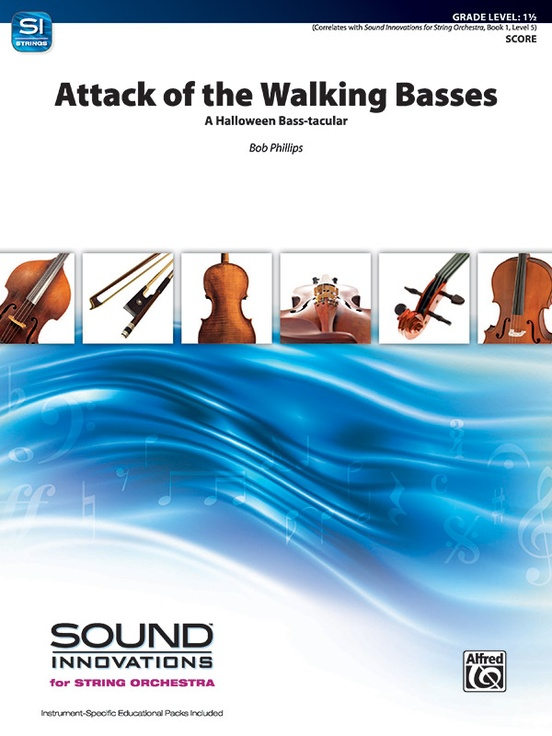 Attack of the Walking Basses