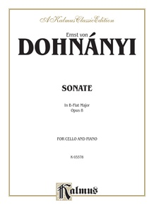 Sonata in B-flat Major, Opus 8
