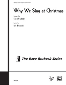 Why We Sing at Christmas
