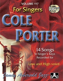 Jamey Aebersold Jazz, Volume 117: Cole Porter for Singers