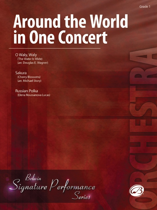 Around the World in One Concert