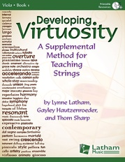Developing Virtuosity Book 1 - Viola