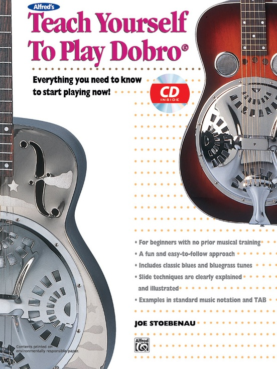 Alfred's Teach Yourself to Play Dobro®
