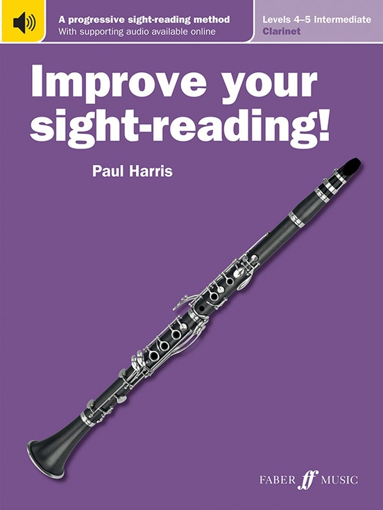 Improve Your Sight-Reading! Clarinet, Levels 4-5 (Intermediate)