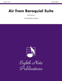 Air (from <i>Baroquial Suite</i>)