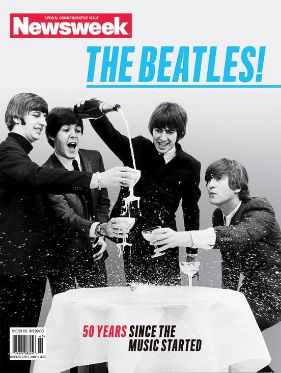 The Beatles! 50th Anniversary Commemorative Bookazine