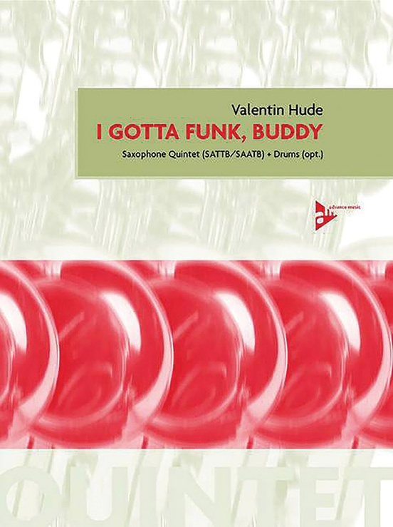 I Gotta Funk, Buddy