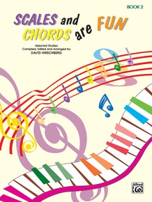 Scales and Chords Are Fun, Book 2 (Minor)