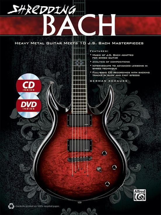 Shredding Bach