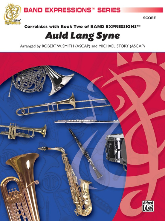 Auld Lang Syne (A Holiday Farewell for Band)