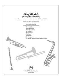 Sing Gloria! (A Song for Christmas)