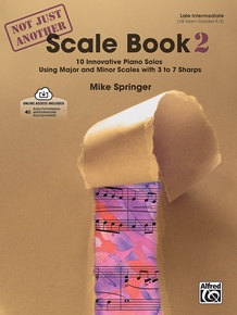 Not Just Another Scale Book, Book 2
