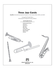 Three Jazz Carols
