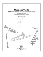 Three Jazz Carols
