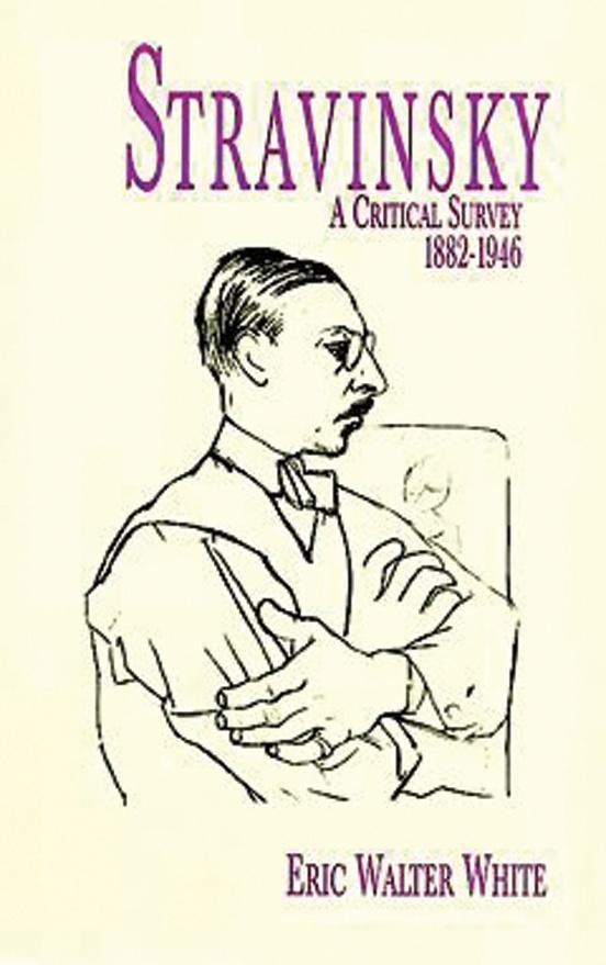 Stravinsky: A Critical Survey