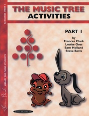 The Music Tree: Activities Book, Part 1