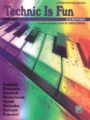 Technic Is Fun: International Edition, Book 1