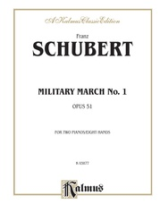 Military March No. 1, Opus 51