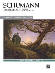 Schumann, Kreisleriana, Opus 16