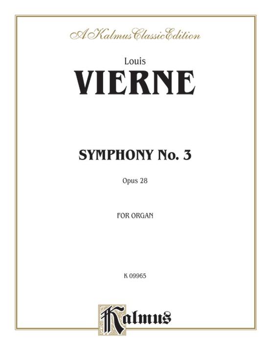 Symphony No. 3, Opus 28
