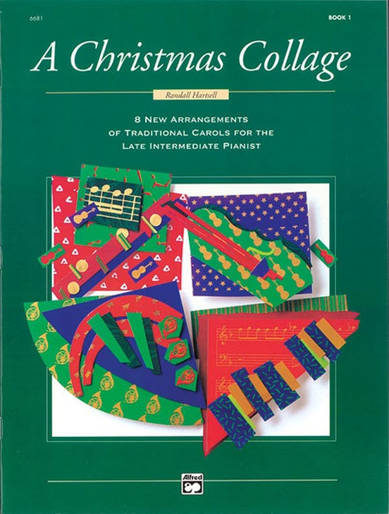 A Christmas Collage, Book 1