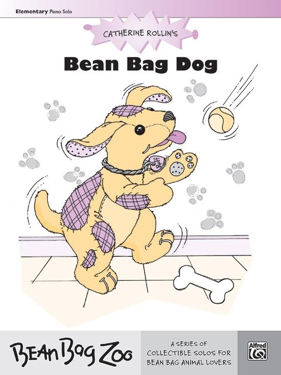 Bean Bag Dog