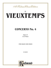 Violin Concerto No. 4, Opus 31