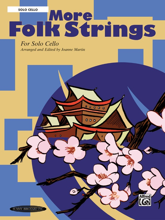 More Folk Strings for Solo Instruments