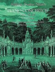Piano Concertos, Nos 23-27