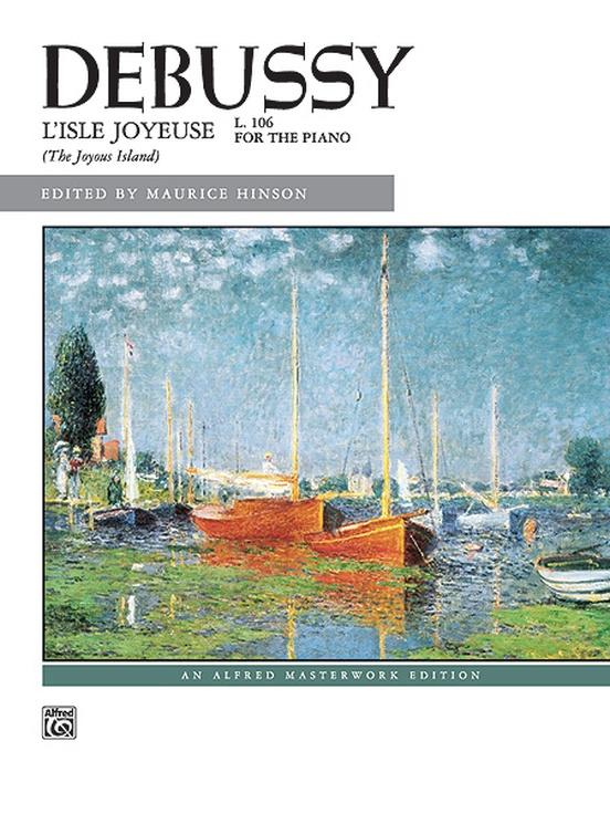 Debussy, L'Isle joyeuse