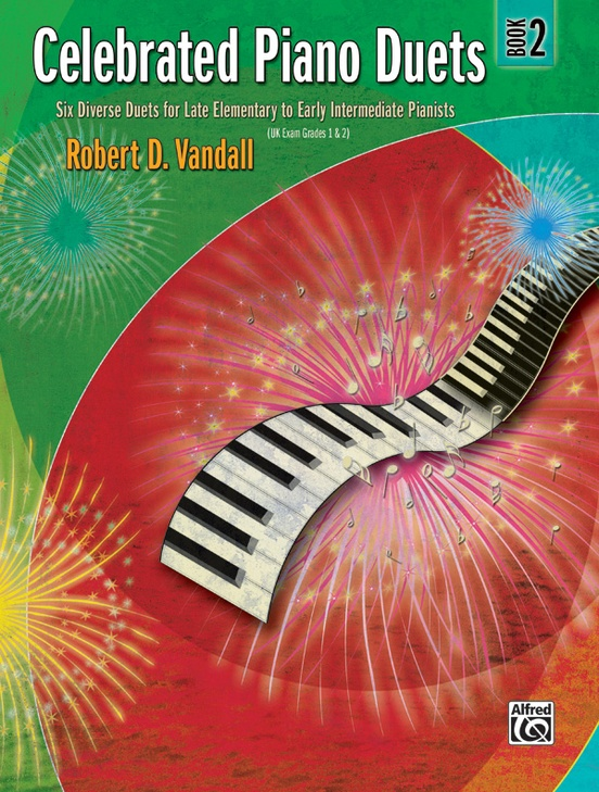 Celebrated Piano Duets, Book 2