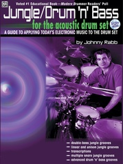 Jungle/Drum 'n' Bass for the Acoustic Drum Set