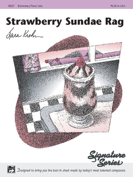 Strawberry Sundae Rag