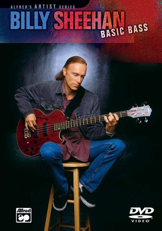 Billy Sheehan: Basic Bass