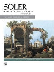 Sonata No. 84 in D Major