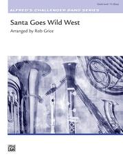 Santa Goes Wild West